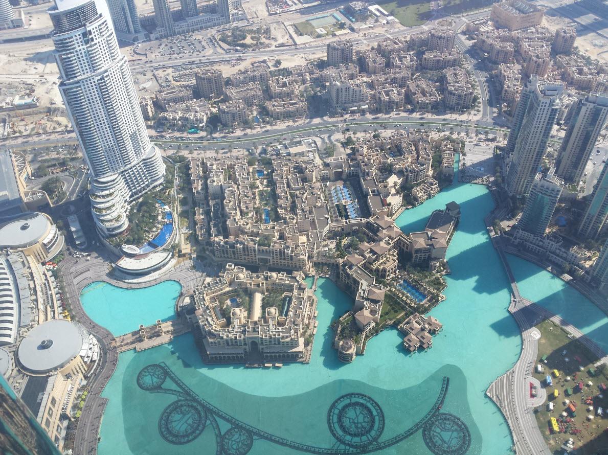 Top Burj Khalifa