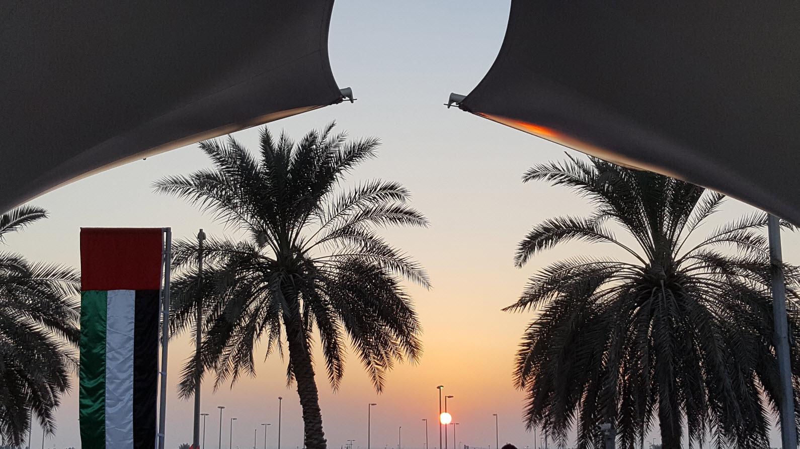 Bye bye Abu Dhabi