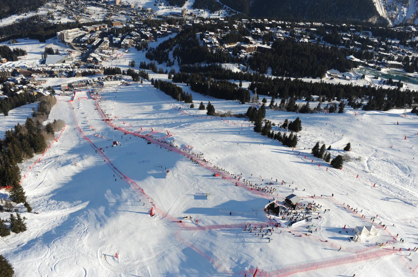 Coupe du monde ski alpin Courchevel