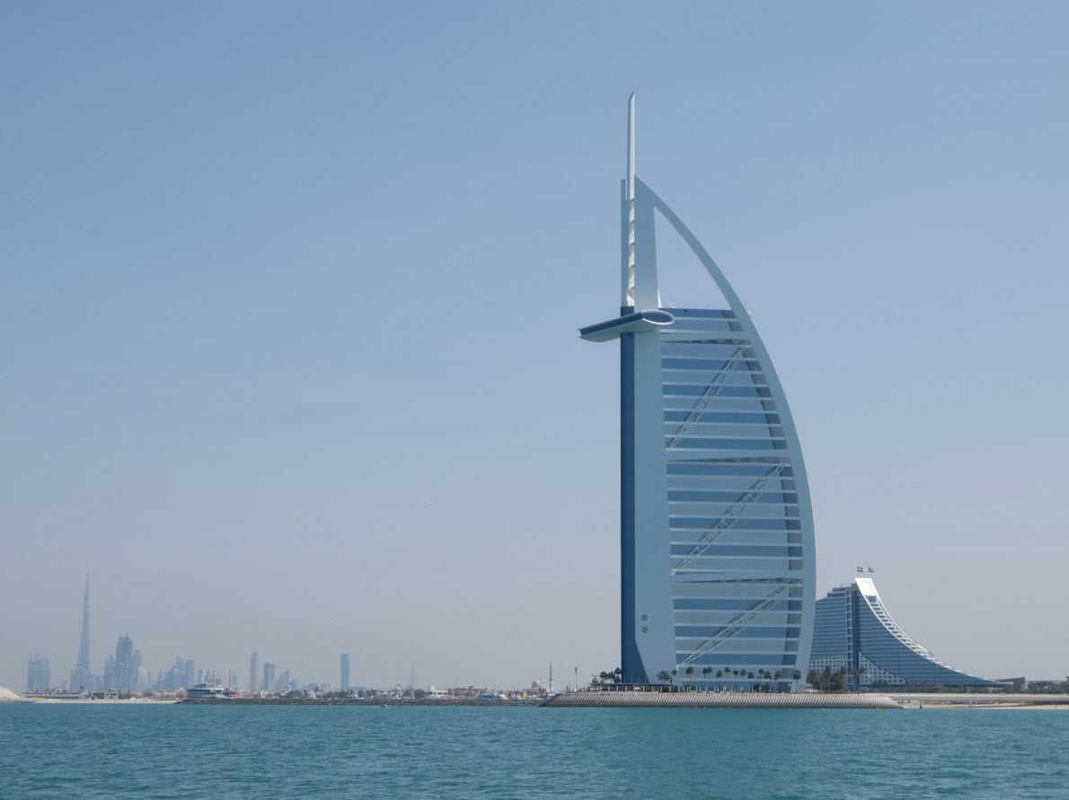 Decouvrir Dubai en bateau