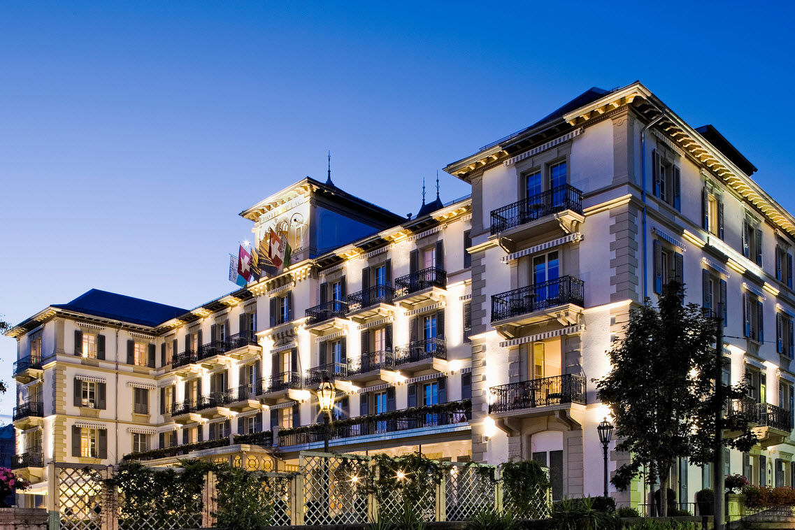 Grand Hotel Vevey