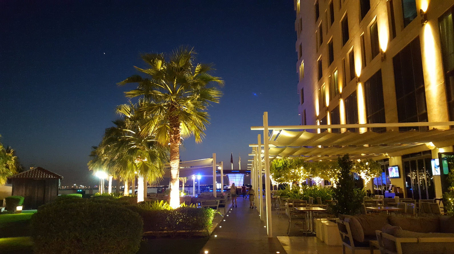 Stils Crown Plaza Yas Island