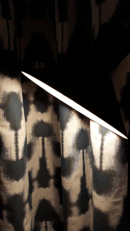 Detail lampes