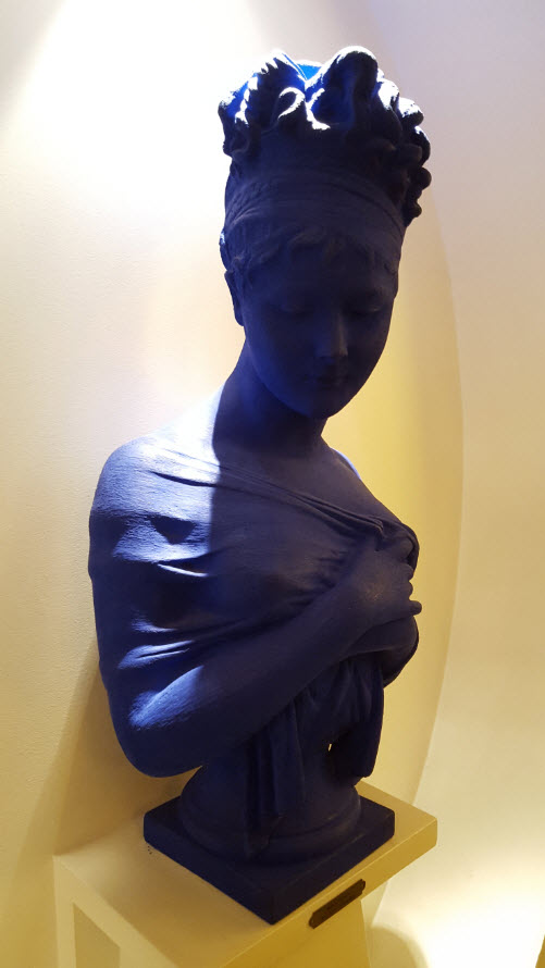 Madame Recamier en buste