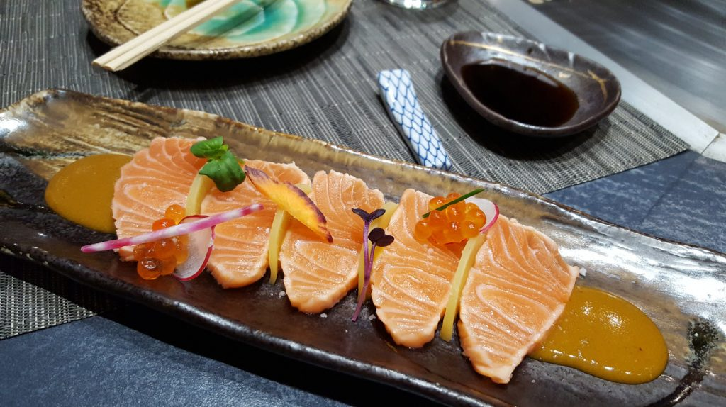 Restaurant japonais Kamome