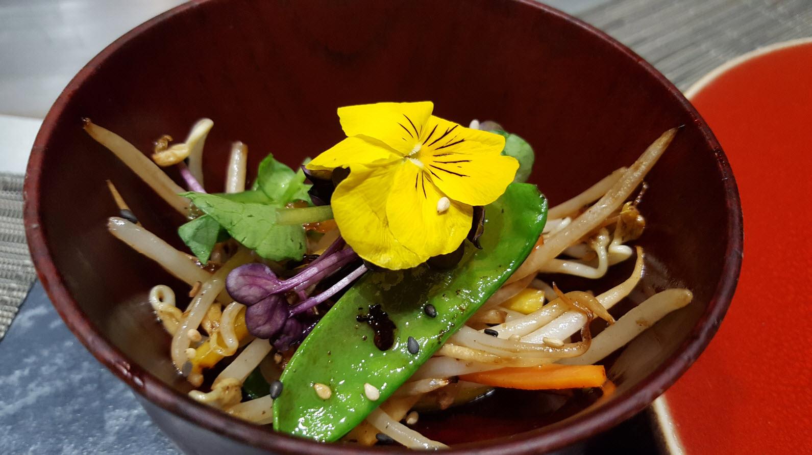 Accompagnement de legumes