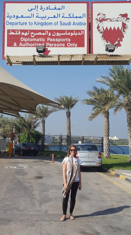 The King Fahd Causeway 6