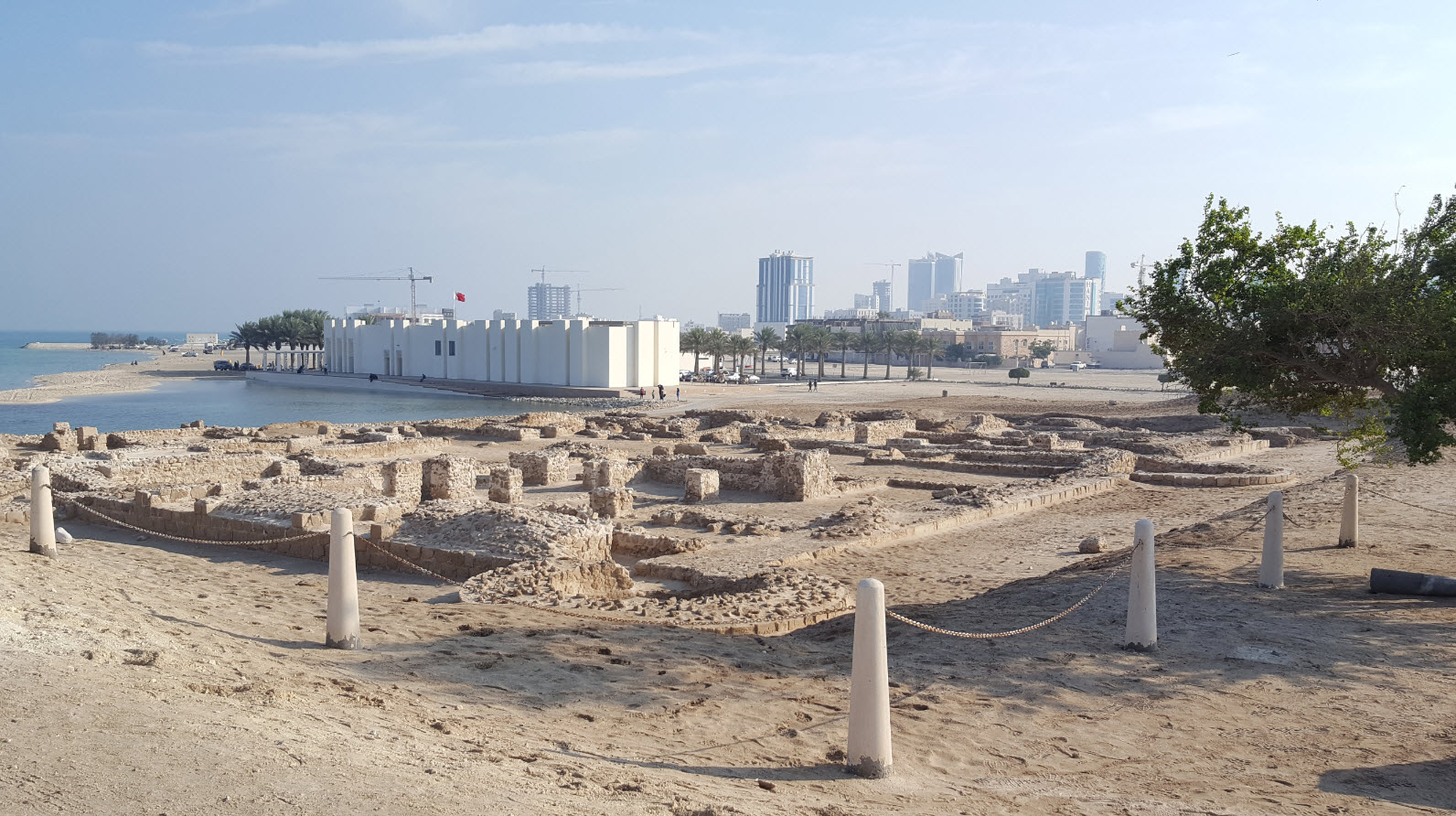 Fort Bahrain 2