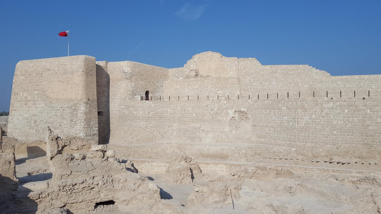 Fort Bahrain 3