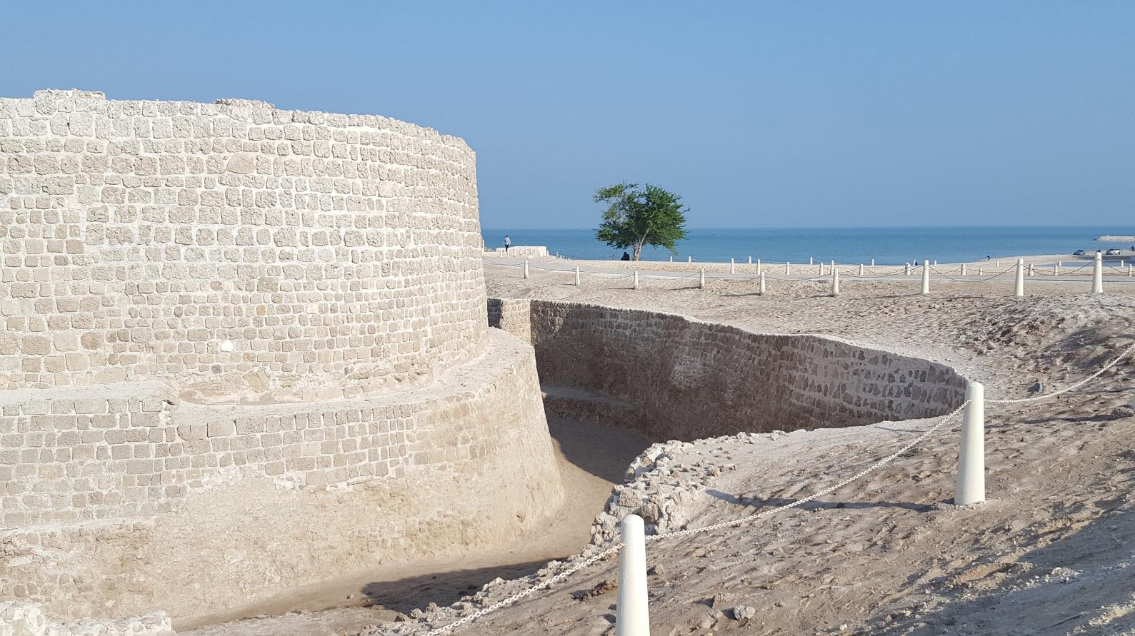 Fort Bahrain 4