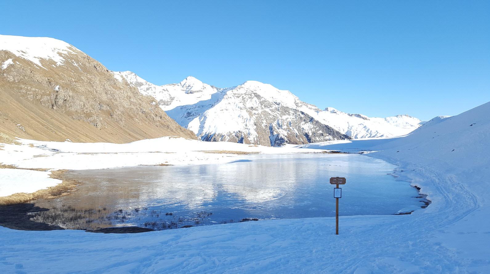 Lac de Jujal