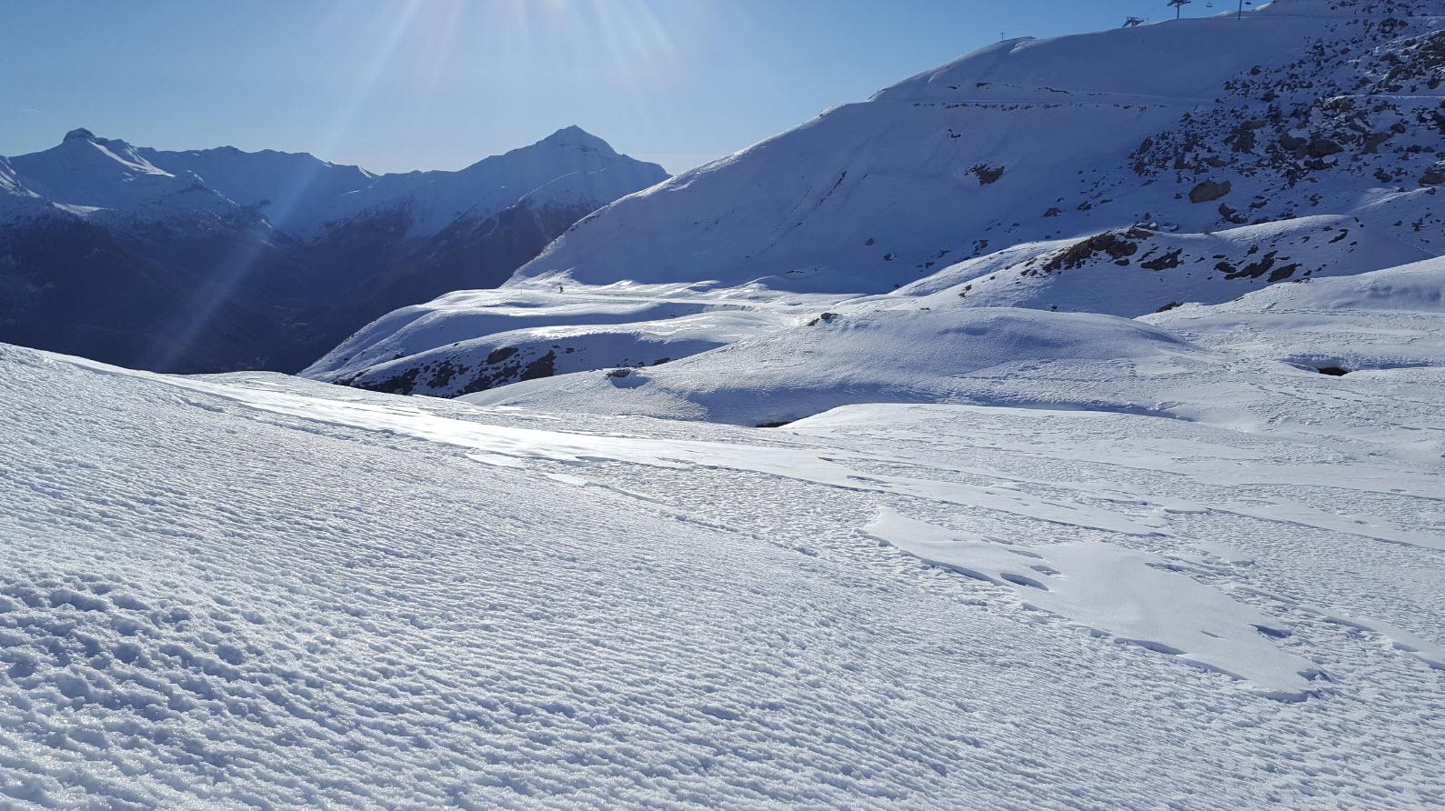 Orcieres-Merlette domaine skiable