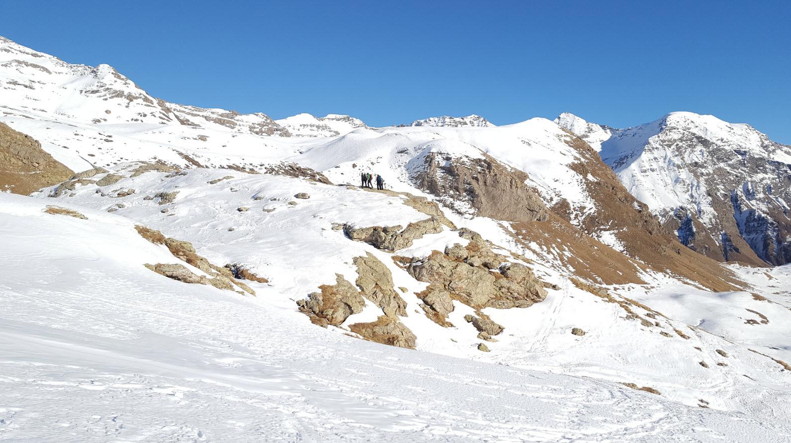 Panorama Parc des Ecrins