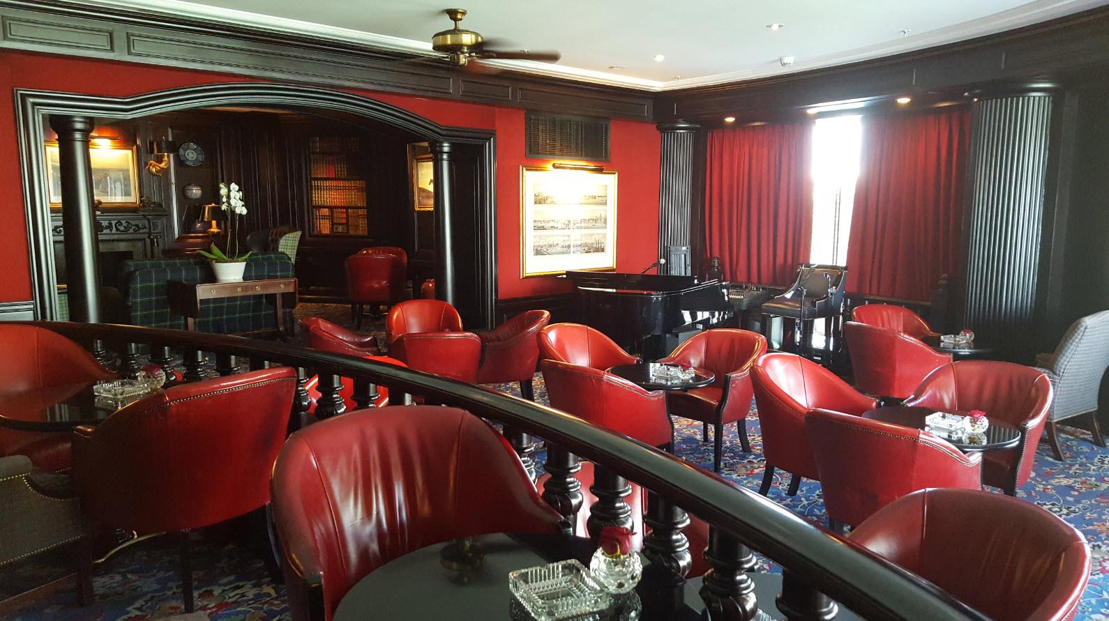 Burlington Club fauteuils