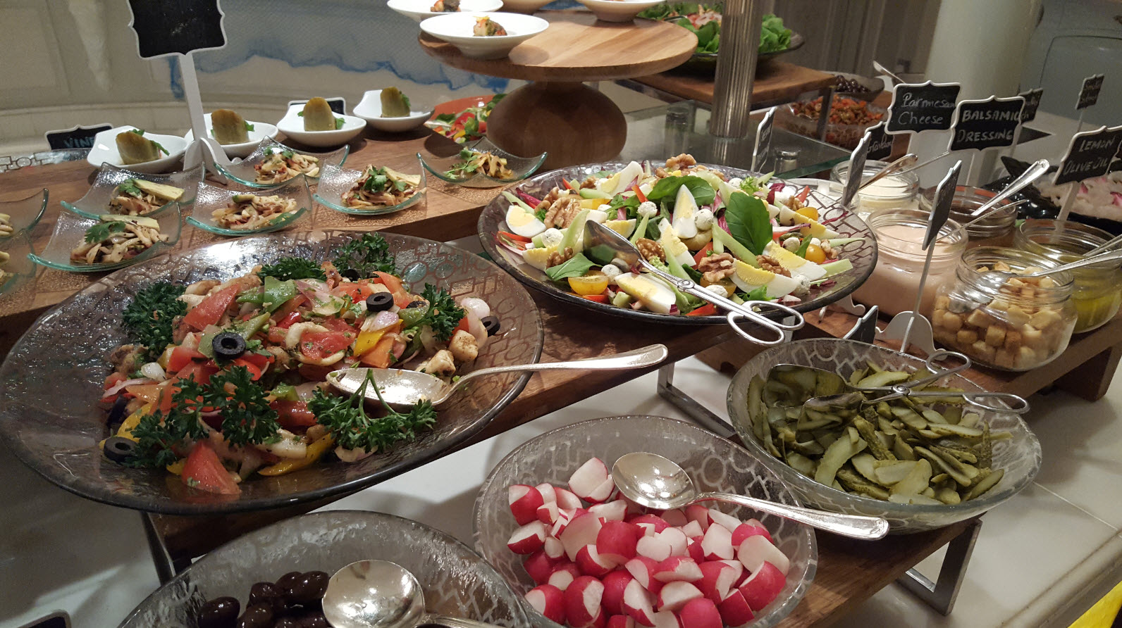Buffet accompagnements