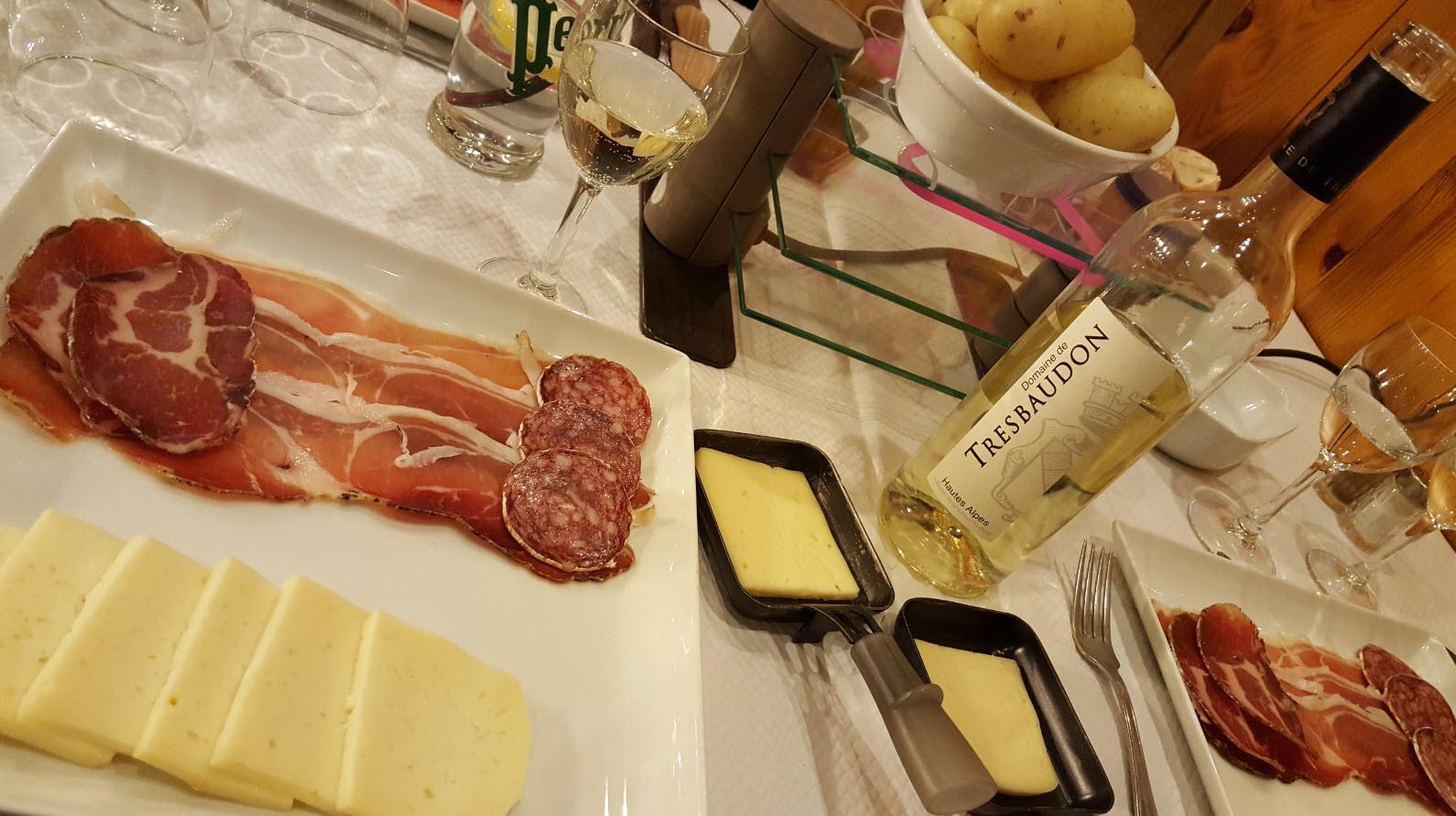 Raclette Gardettes