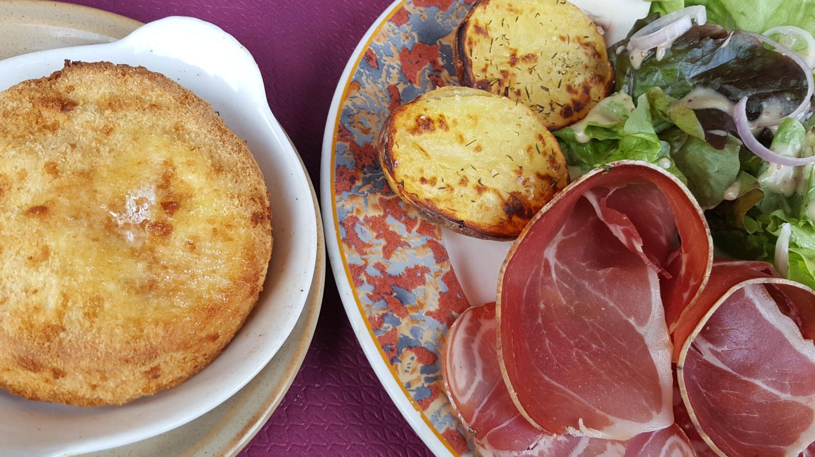 La Pastourel plat autenthique