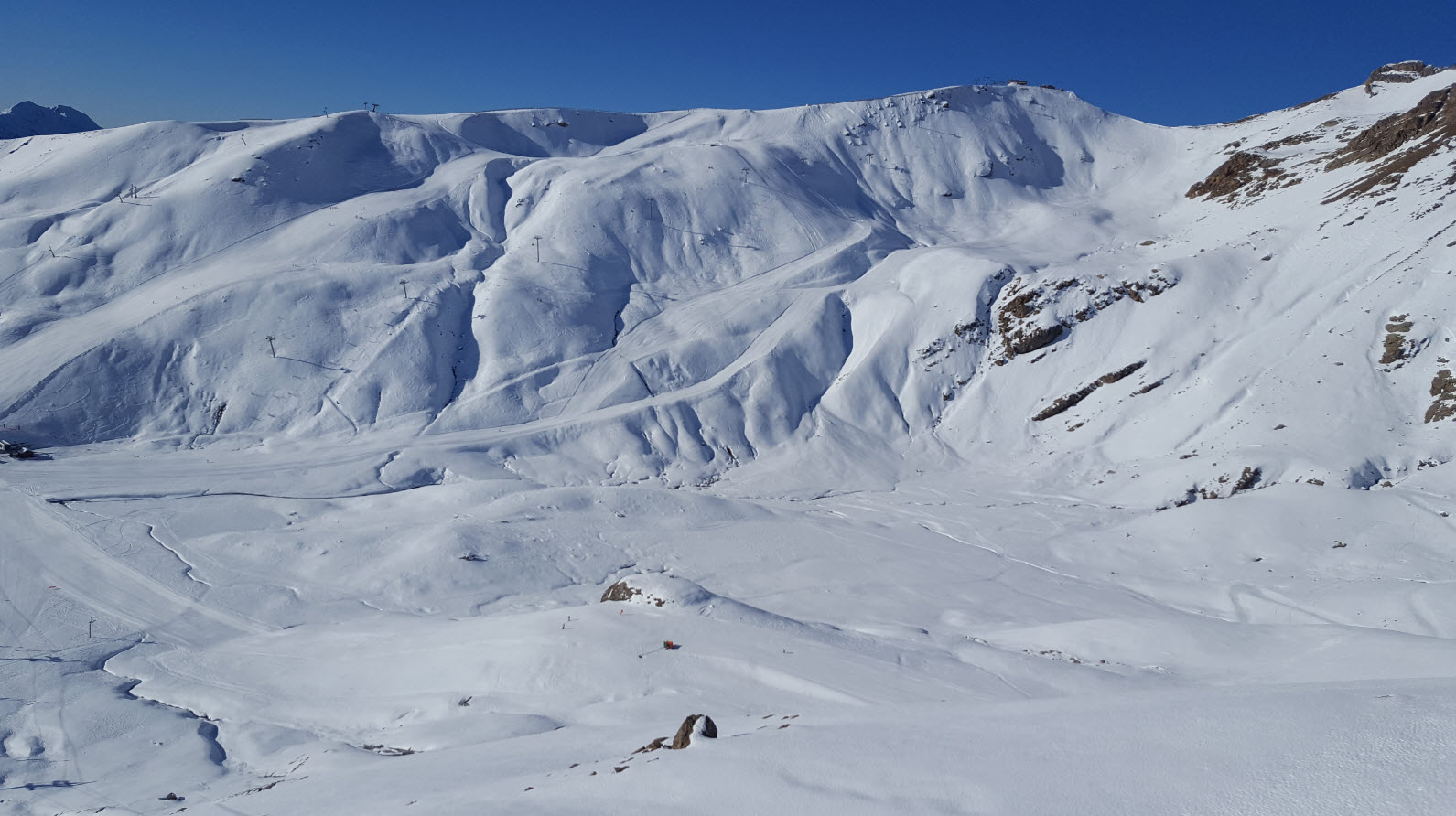 Ski au soleil dans le sud de la France