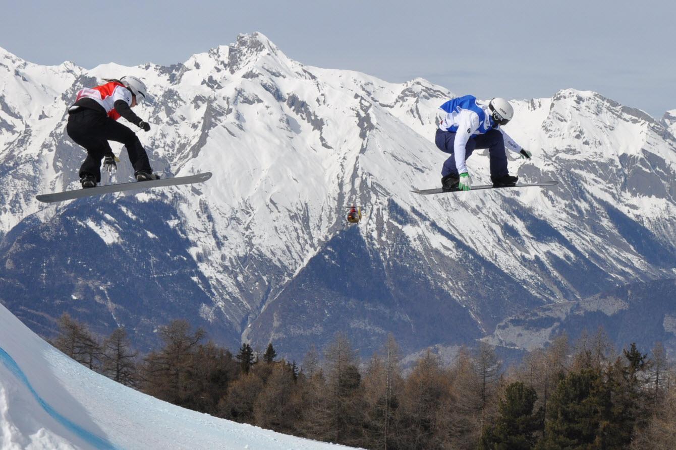 Coupe monde snow Veysonnaz