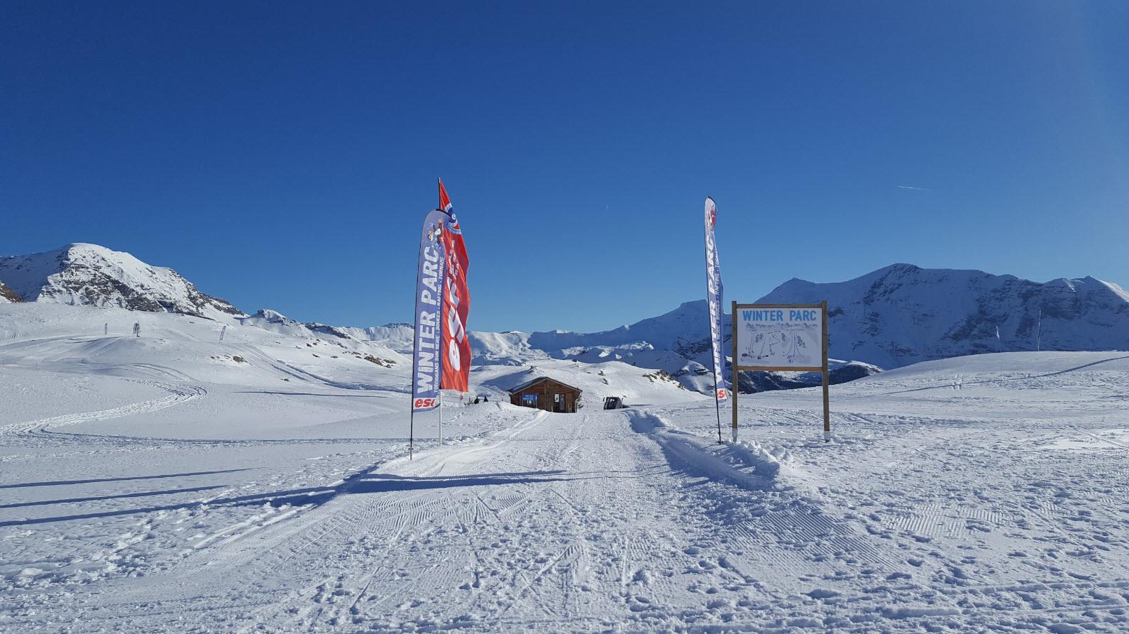 Entree Winterparc