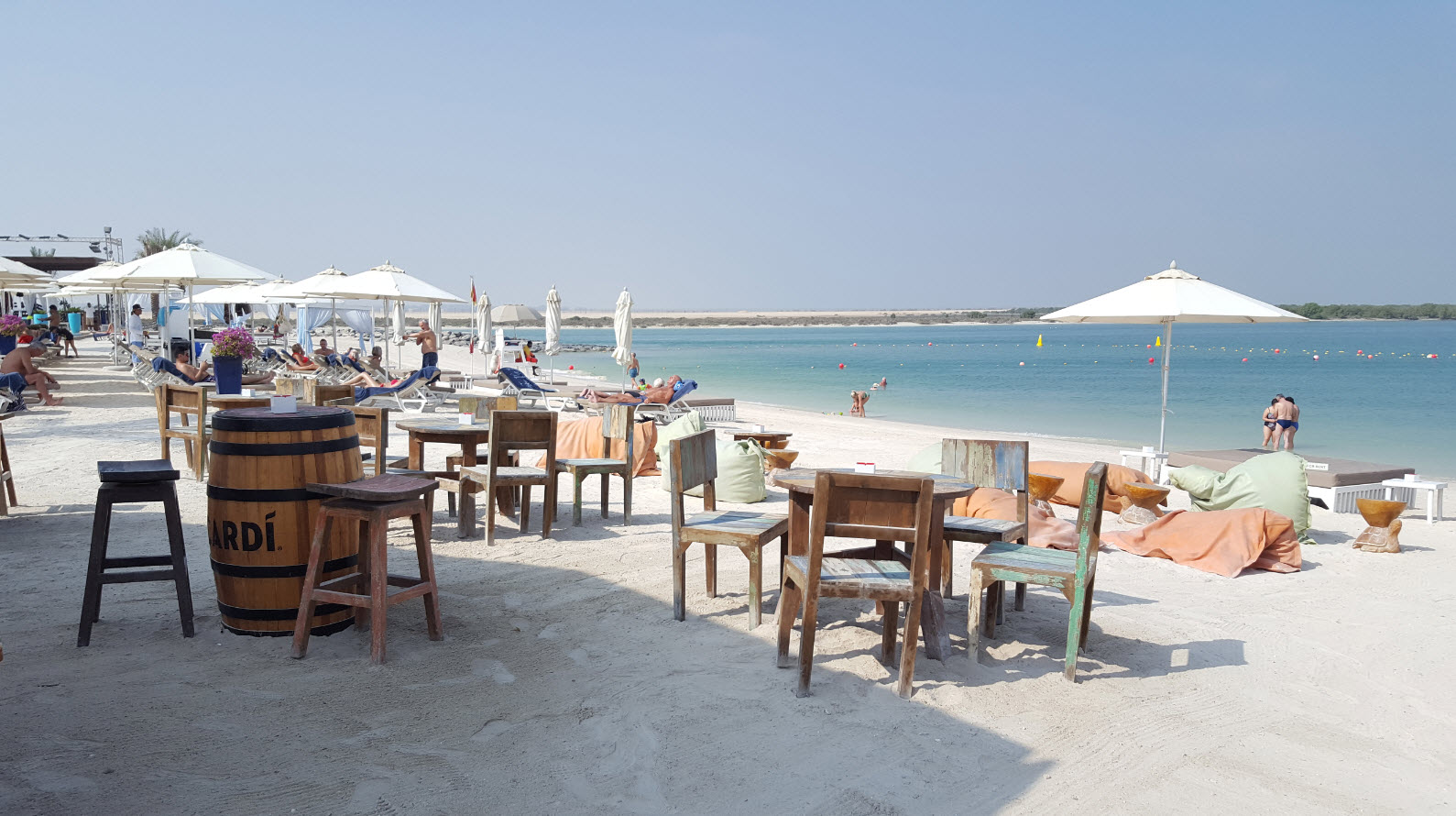 Bar plage