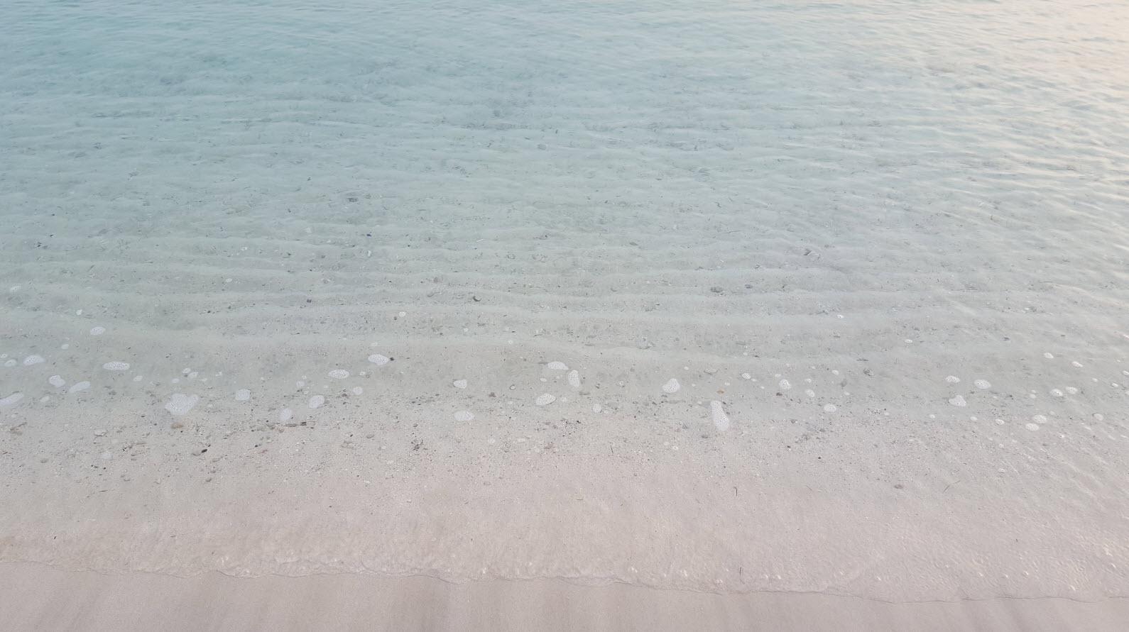 Couleur de la mer