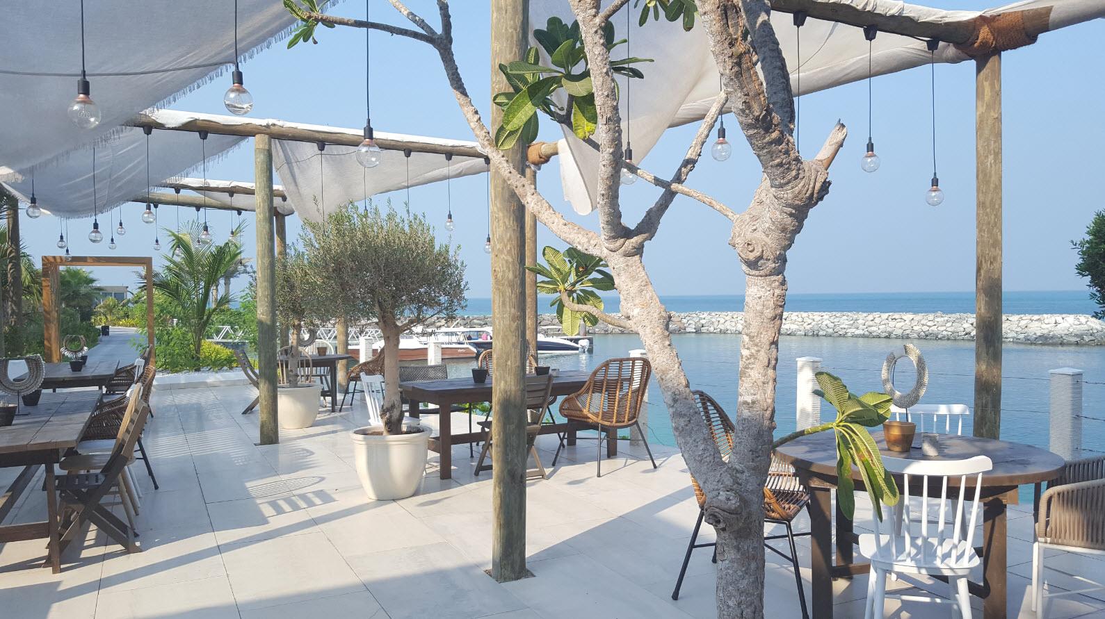 Restaurant Hooked Abu Dhabi