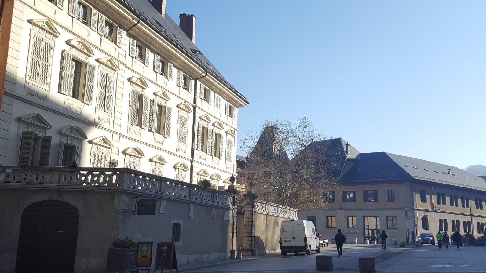 Centre de Chambery