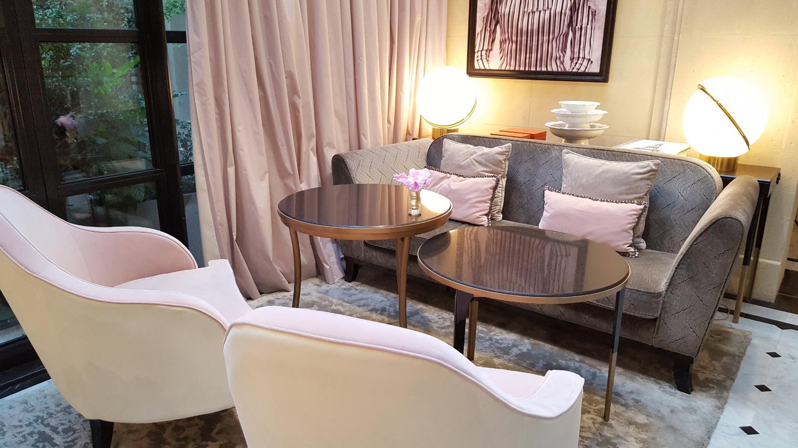 Boutique hotel Paris