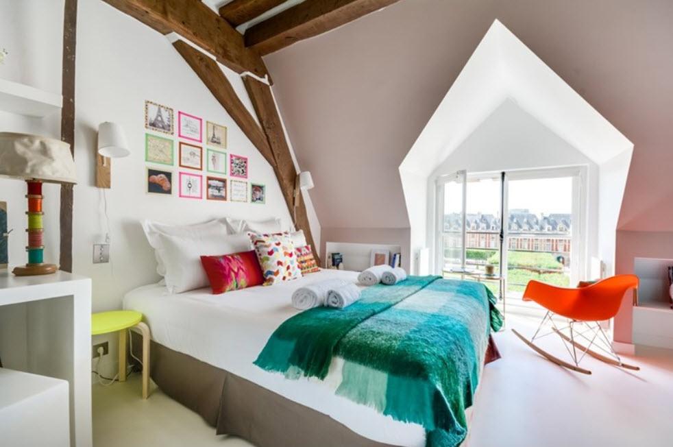 Location appartement Place des Vosges