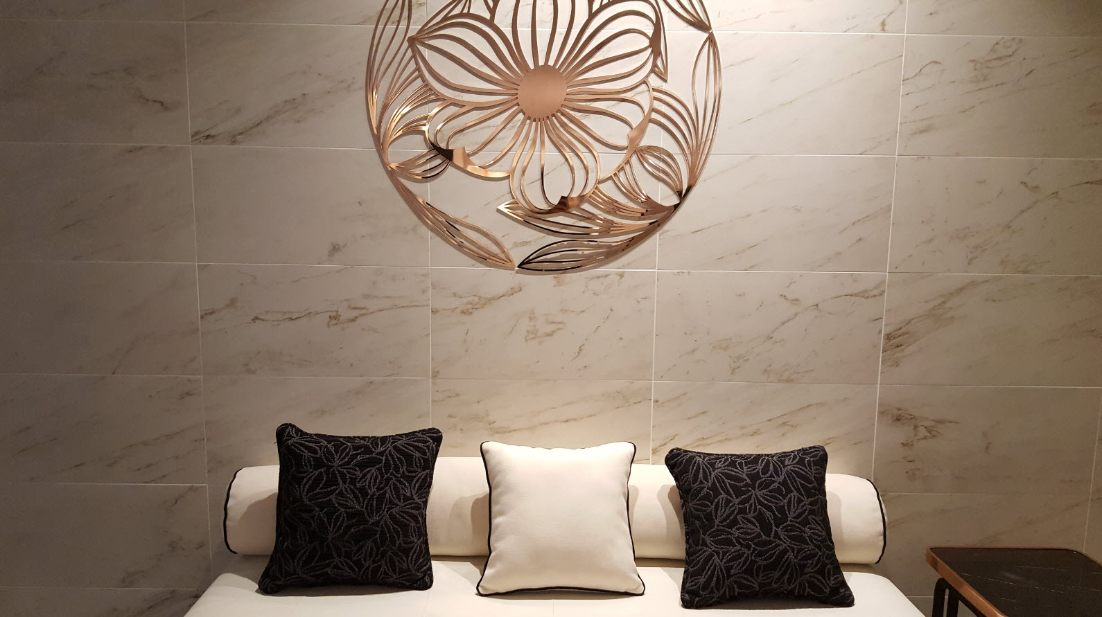Decoration elegante et raffinee