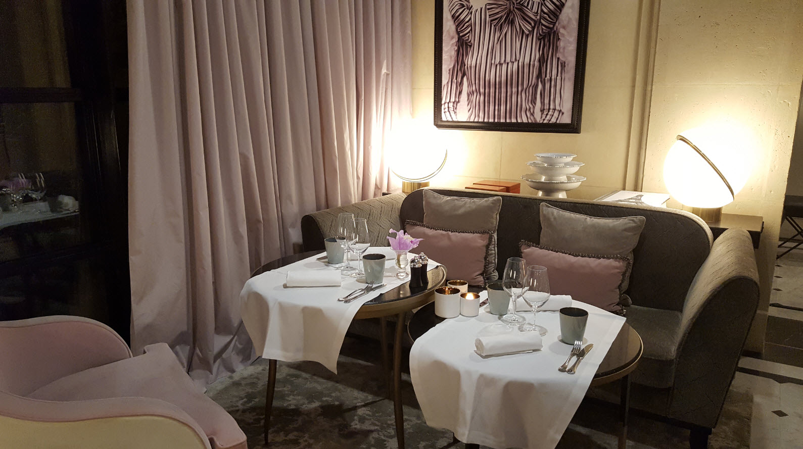 Restaurant Cleo Paris