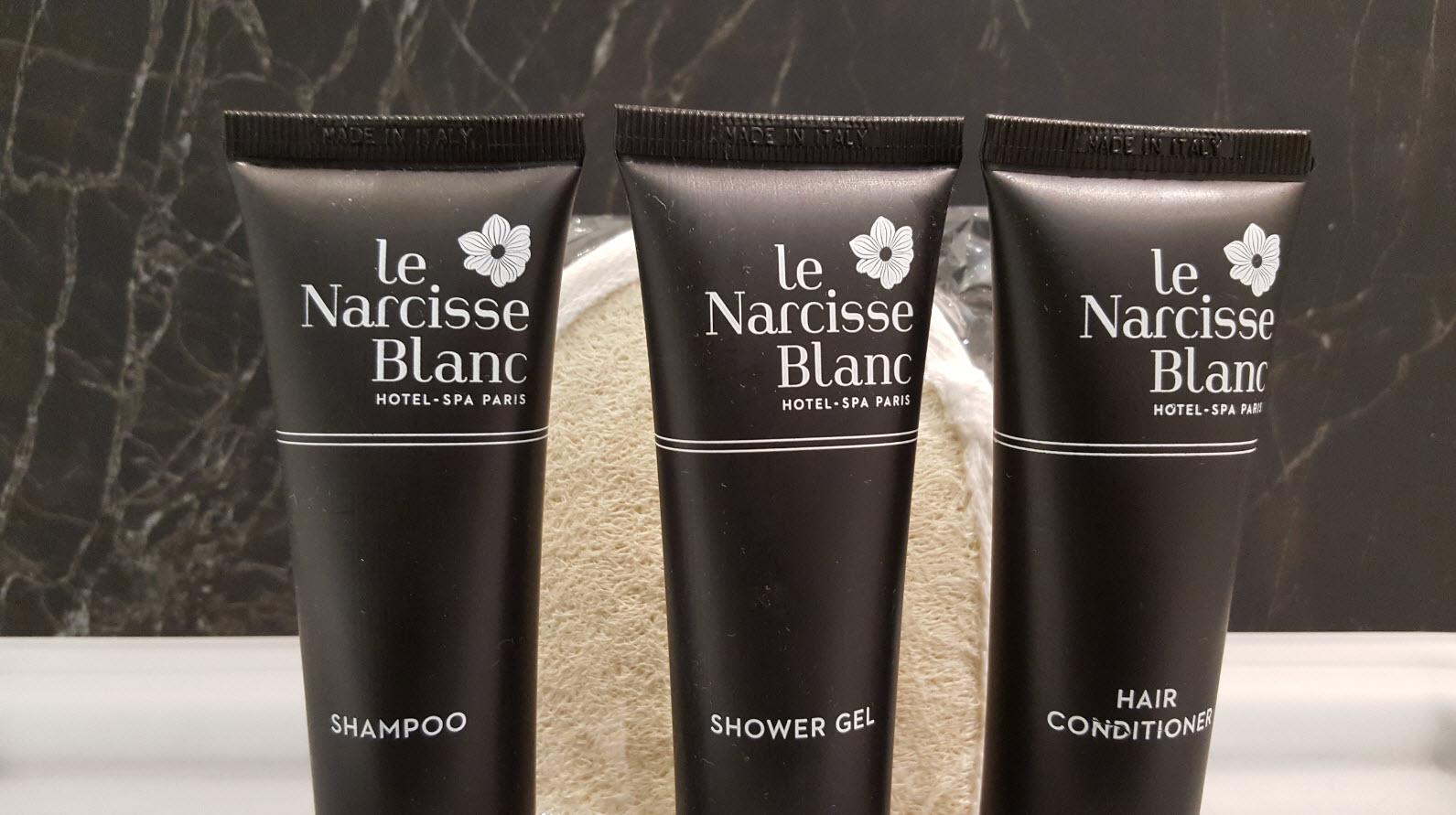 Narcisse Blanc Paris