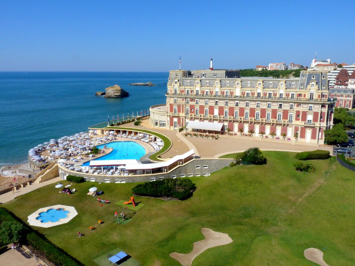 Hotel du Palais Biarritz