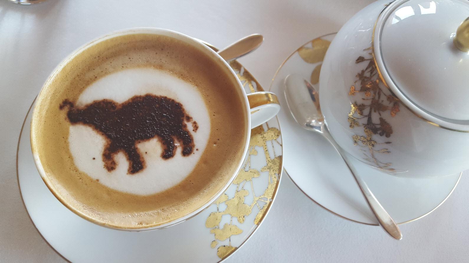Cafe special La Reserve