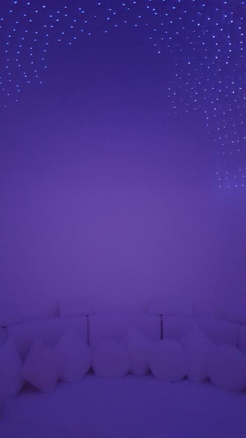 Salle luminotherapie