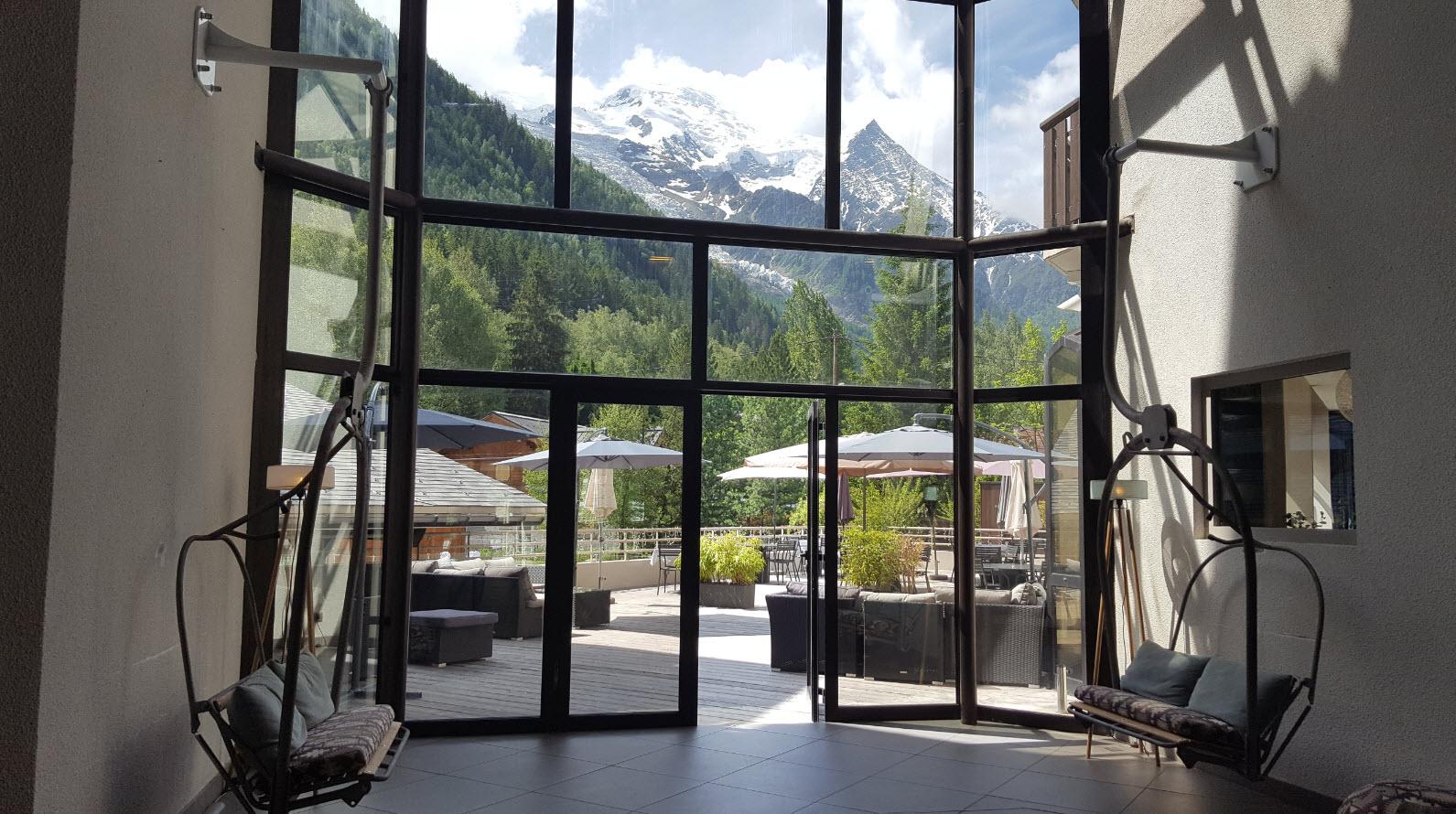 Hotel Le Refuge Les Aiglons Chamonix