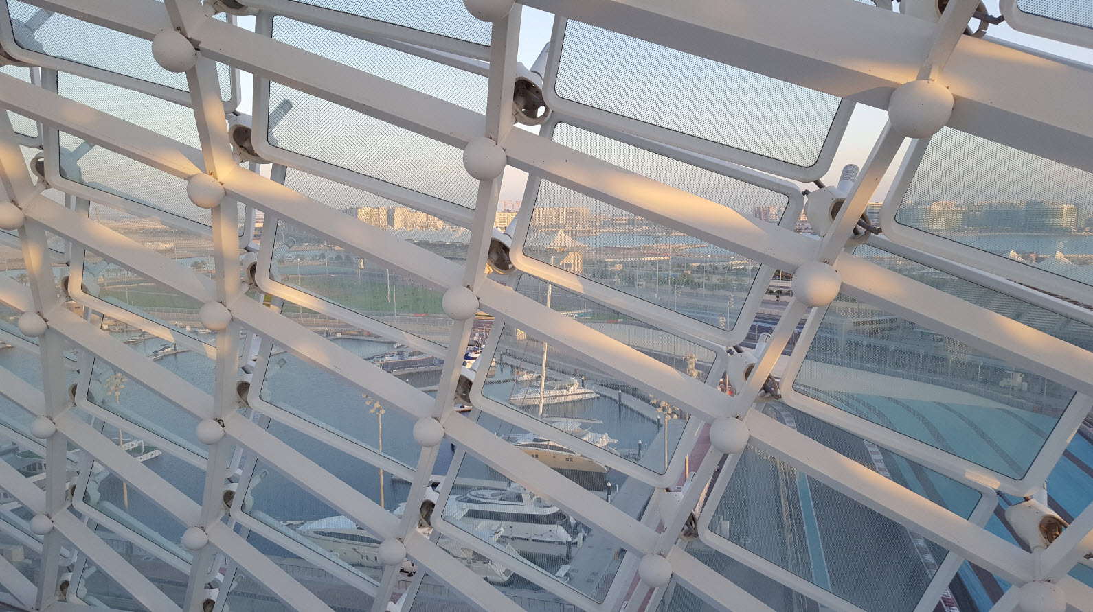 Circuit F1 Abu Dhabi