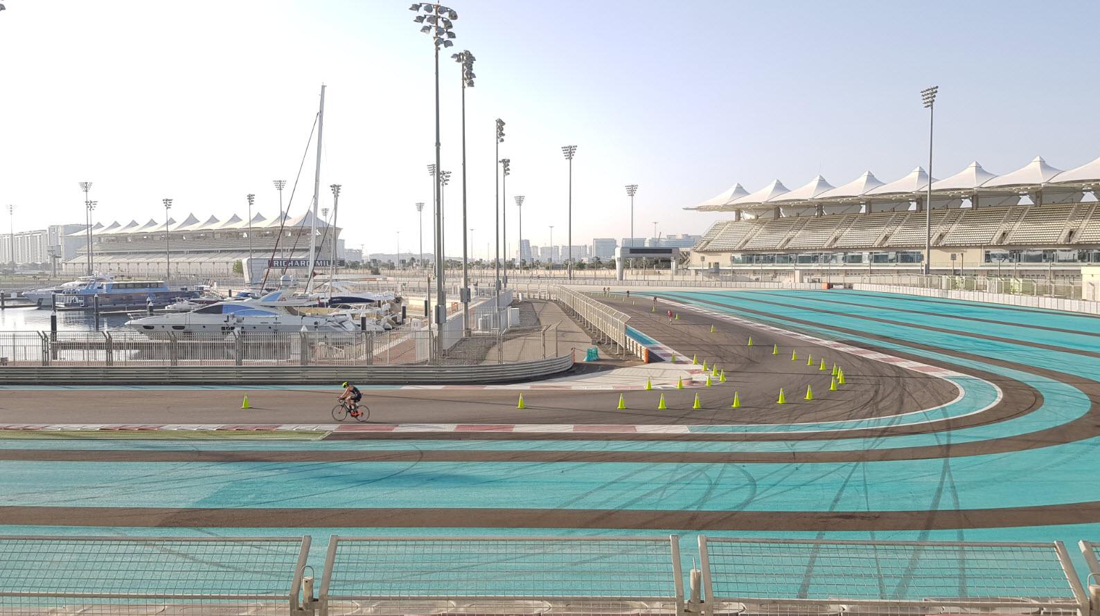 Triathlon Abu Dhabi