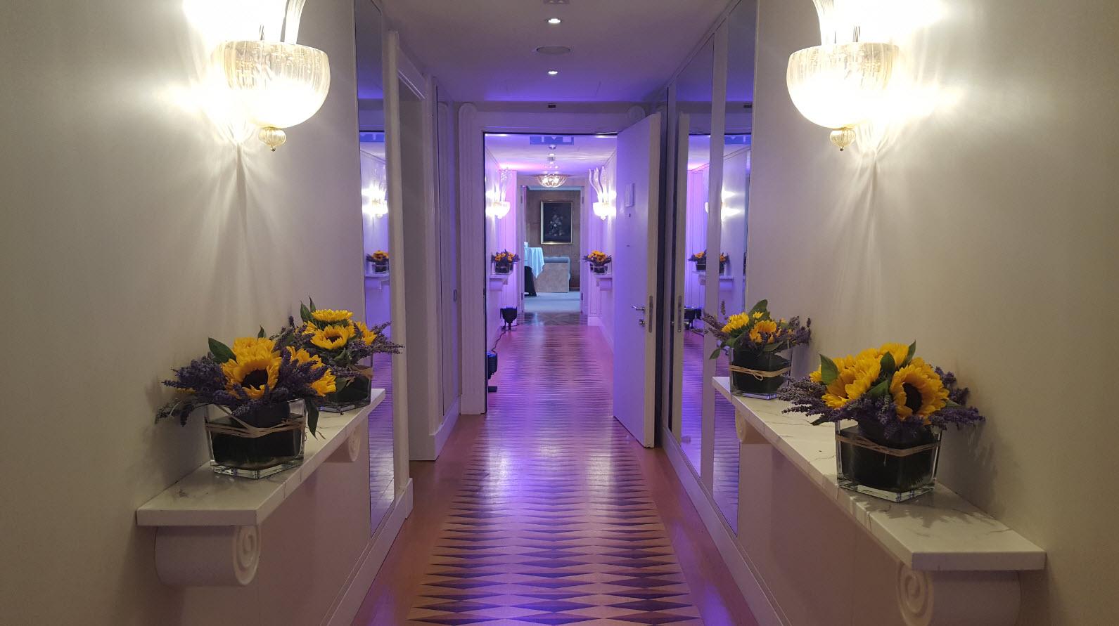Couloirs de la suite