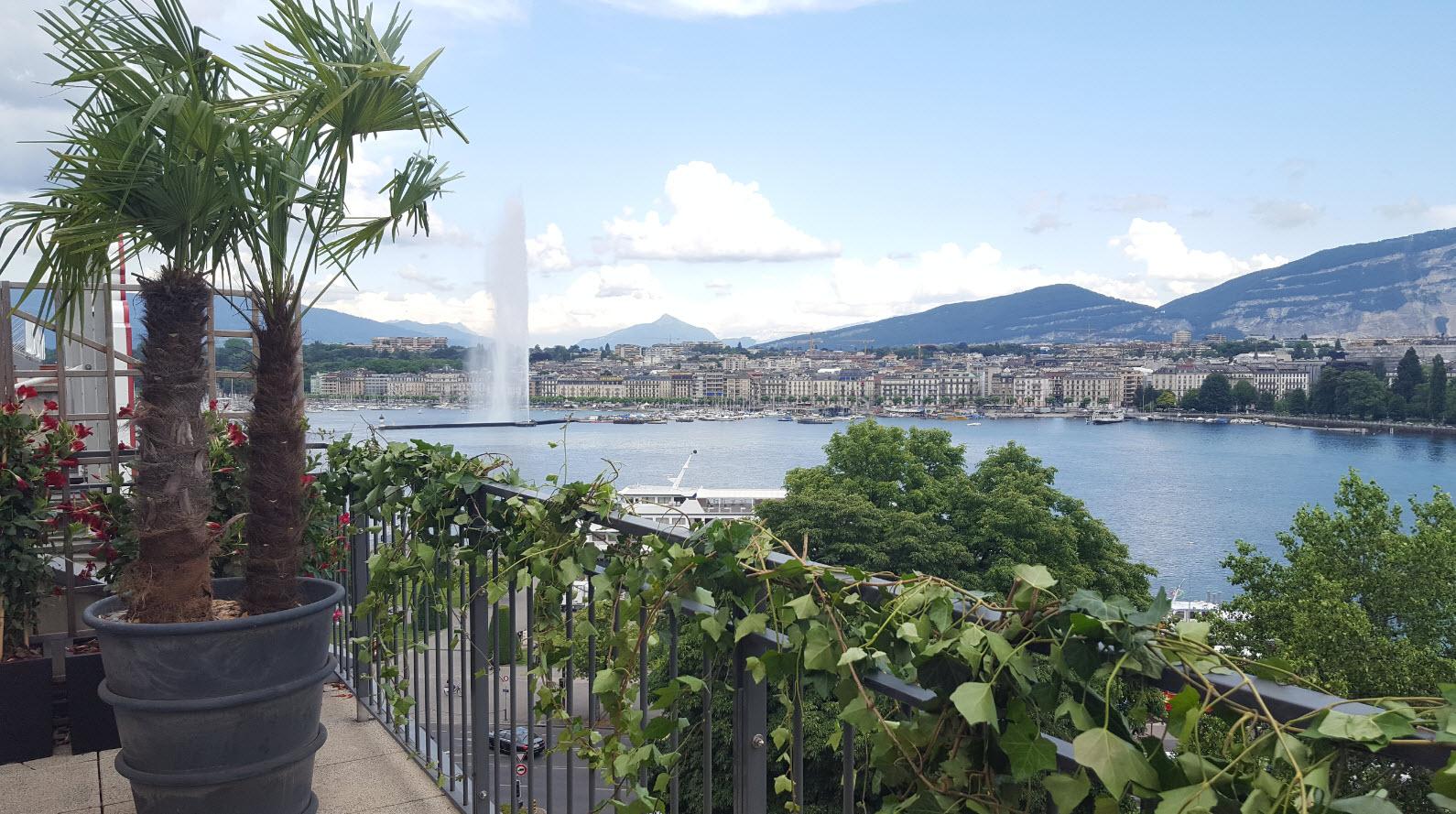 Suite Hotel Richemond Geneve