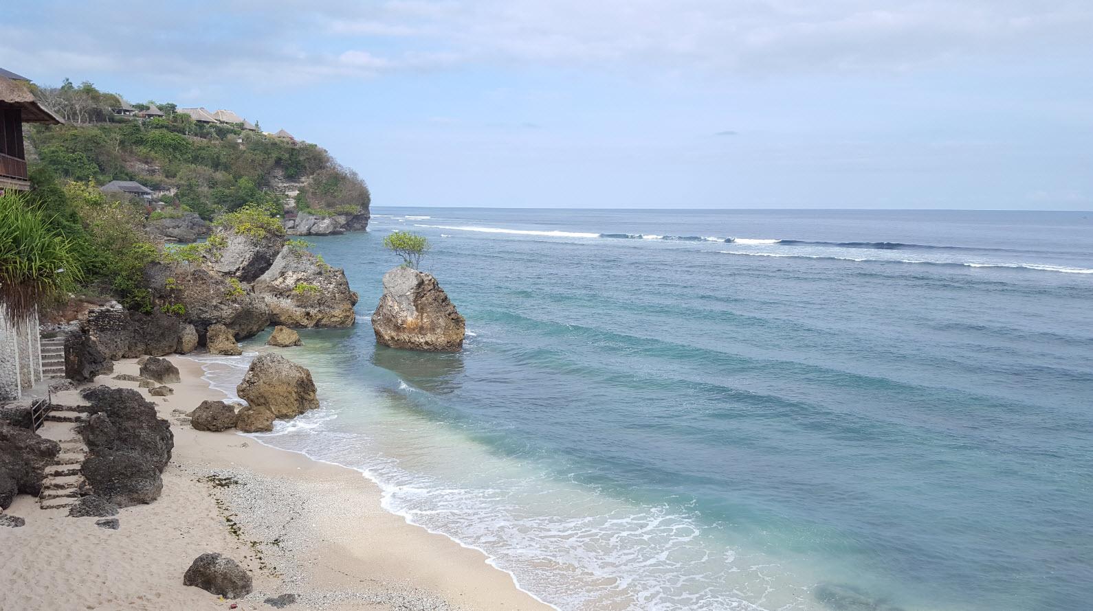 Falaise Bingin Beach Bali