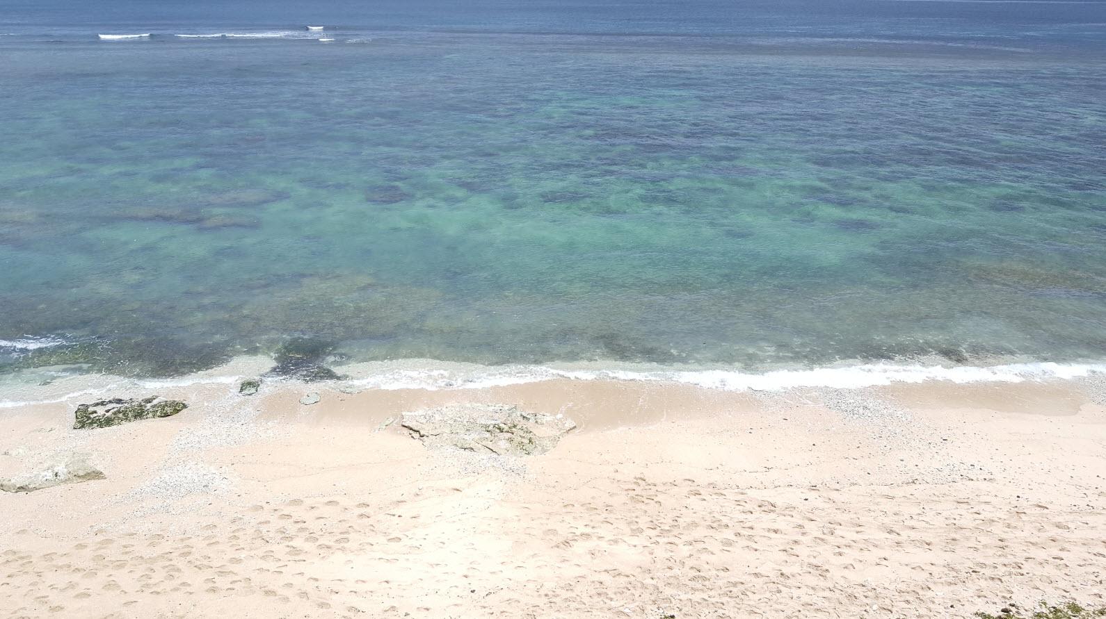 Beach surf Bali Bingin