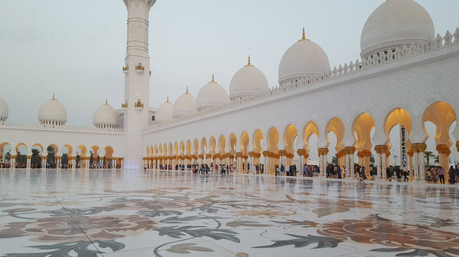 Mosque Abu Dhabi