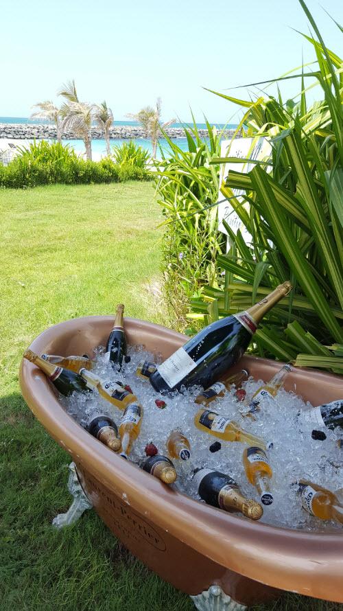 Baignoire Champagne