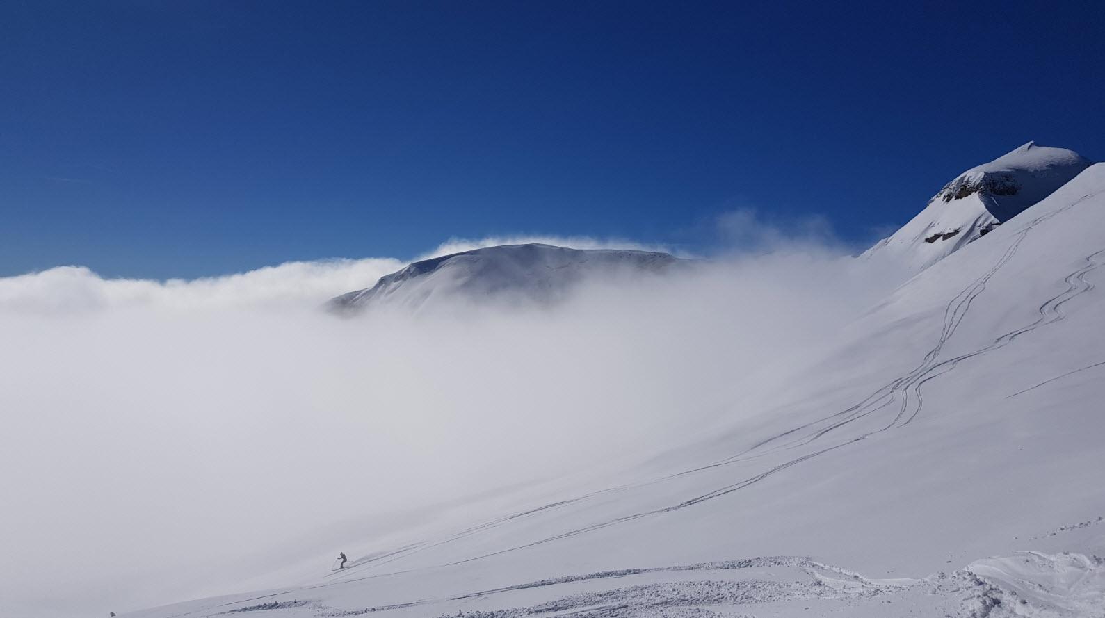 Domaine skiable Flaine