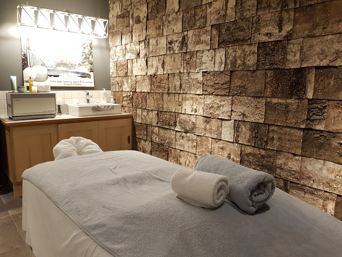 Massage Spa Pure Altitude Flaine