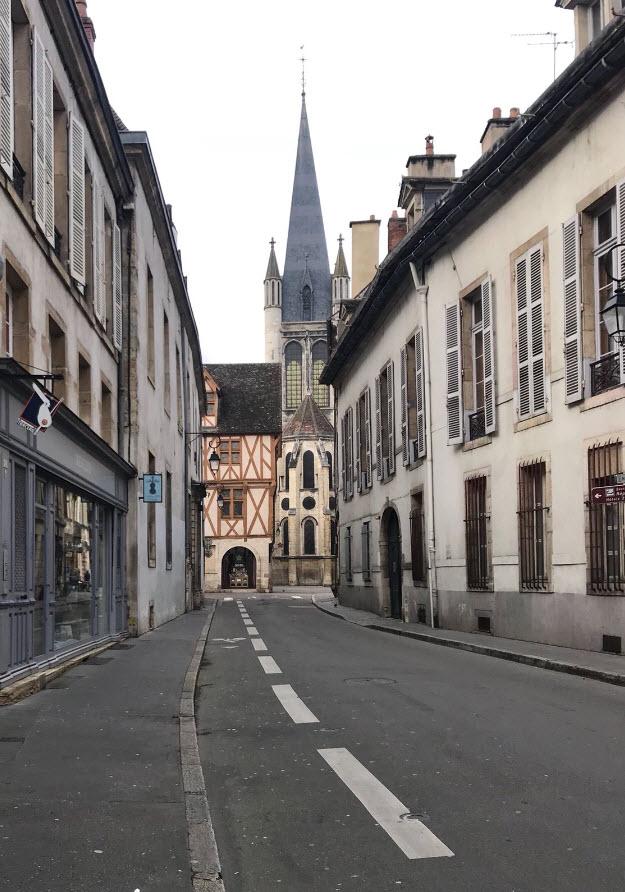 Ville Dijon