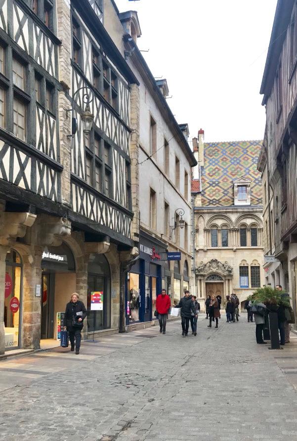 Centre historique Dijon