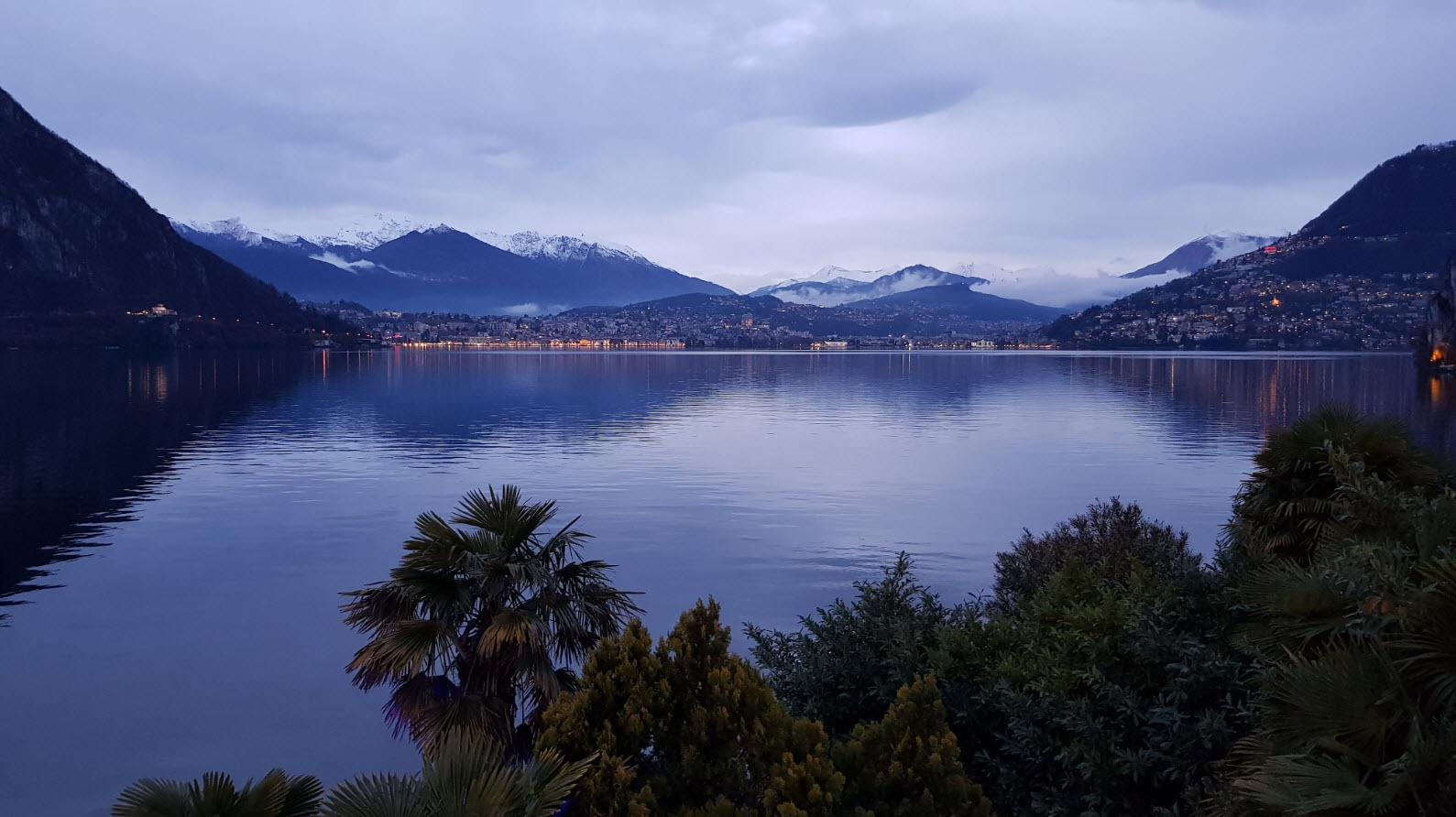Lac de Lugano